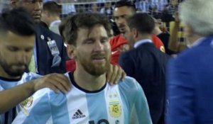 Copa America - Messi annonce sa retraite internationale