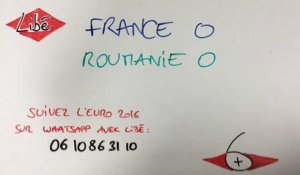 France-Roumanie, le but de Giroud