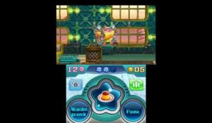 Kirby - Planet Robobot : 30 minutes de gameplay