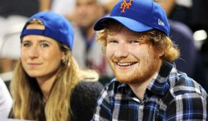 Ed Sheeran : un an d'amour !