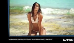 Barbara Palvin torride pour Sports Illustraded Swimsuit