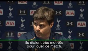 "32e j. - Pochettino : ""Il n'y a pas de match facile en Premier League"""