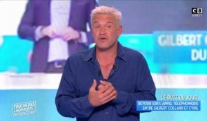 "Benjamin Castaldi défend Cyril Hanouna et accuse Gilbert Collard de ""diffamation"""