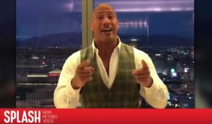 Dwayne The Rock Johnson réalise le rêve d'un fan