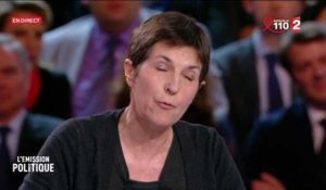 L'émission politique : monumental clash entre François Fillon et Christine Angot