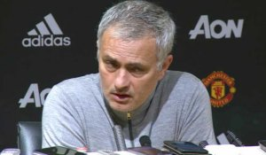 31e j. - Mourinho : ''Tant que c'est mathematiquement possible...''