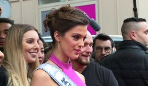 Miss Univers de retour en France