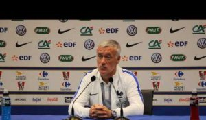 "Bleus - Deschamps : ""Umtiti confirme à Barcelone"""
