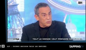 SLT : Thierry Ardisson tacle les Enfoirés