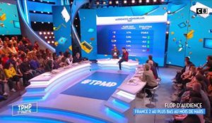 TPMP : Cyril Hanouna tacle son ancien patron et les audiences de TMC