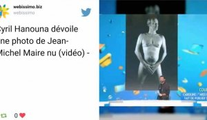 Replay TPMP : La photo de Jean-Michel Maire entiè­re­ment nu
