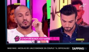Mad Mag : Nicolas de LMLCvsMonde en couple ? Il officialise !