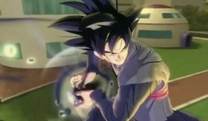 Dragon Ball Xenoverse 2 - Trailer de Gameplay : Goku Black