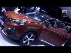 Video Peugeot E Legend La 504 Du Futur Sera Electrique Et