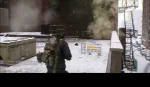 Tom Clancy's The Division - Drones écrasés