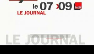 Le journal de 8h00 du 21 mars 2016 - Marc Fauvelle