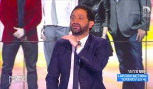 Cyril Hanouna tâcle encore la Nouvelle Star