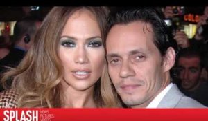 Jennifer Lopez et Marc Anthony s'embrassent aux Latin Grammy Awards
