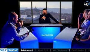 Talk Show du 15/09, partie 1 : table rase ?