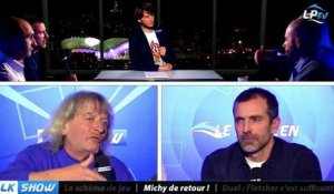 Talk Show : Michy de retour !