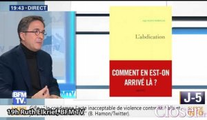 Zapping Politique : Emmanuel Macron aphone