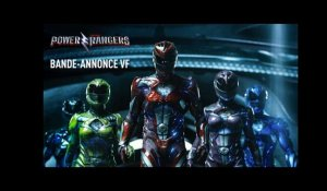 POWER RANGERS - Bande annonce - VF