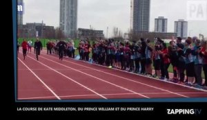 Kate Middleton et le Prince William battus à plates coutures par le Prince Harry ! (Vidéo)