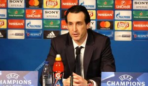 "8es - Emery : ""Il reste 90 minutes"""
