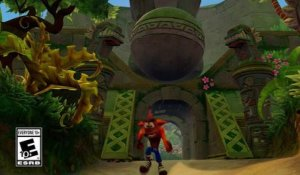Crash Bandicoot N. Sane Trilogy - Trailer date de sortie