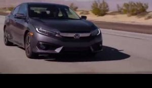 2016 Civic Sedan makes its global debut at You Tube Studios in Los Angeles on September | AutoMotoTV