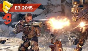 Call of Duty : Black Ops 3 - Bande-annonce multijoueur (E3 2015)