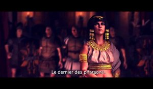 Total War : Rome II - Trailer Cléopâtre