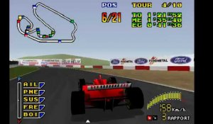 F1 Pole Position 64 : Course de championnat