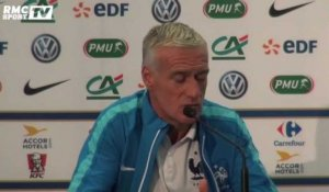 Lloris et Deschamps rendent hommage à Dropsy