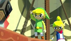 The Legend of Zelda : The Wind Waker HD - Trailer de Lancement