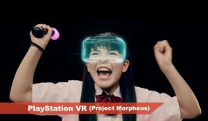 PlayStation VR (Project Morpheus) - Bande-annonce