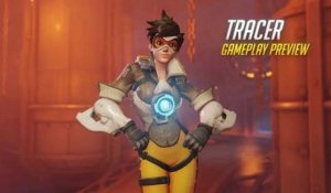 Overwatch - Extrait de Gameplay : Tracer