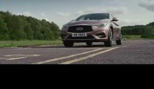 The New Infiniti Q30 Premium Exterior Design Trailer | AutoMotoTV