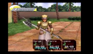 Chrono Cross : Sergent Acacia (Pierre)