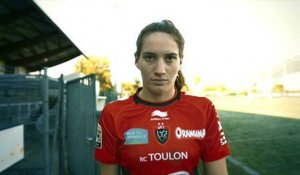 Rugby : le RCT avec... Camille Muffat