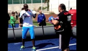 Urban Boxing United : Souley Diawara met les gants