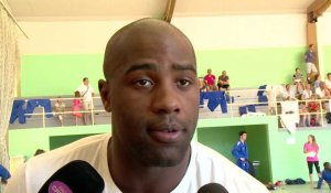 JO 2016 - Judo: Interview de Teddy Riner