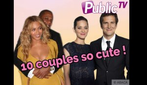 10 couples people so cute !