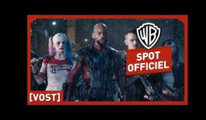 Suicide Squad - Spot Officiel 2 (VOST) - Jared Leto / Margot Robbie / Will Smith