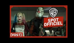 Suicide Squad - Spot Officiel 6 (VOST) - Jared Leto / Margot Robbie / Will Smith