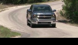 2015 Chevrolet Silverado 1500 Driving Video | AutoMotoTV
