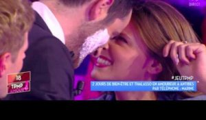 Camille Combal et Ophélie Meunier front contre front ! Zapping People 27/01/2016