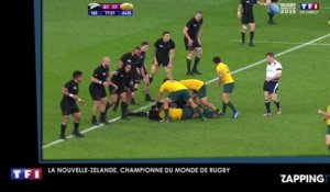 Rugby : Les All Blacks de nouveau champions du monde !