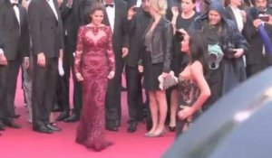 Cannes 2013 : Le tapis rouge de « Jimmy P »