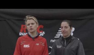 RMC Running Sessions avec New Balance - Interview de Jennifer et Aurelia